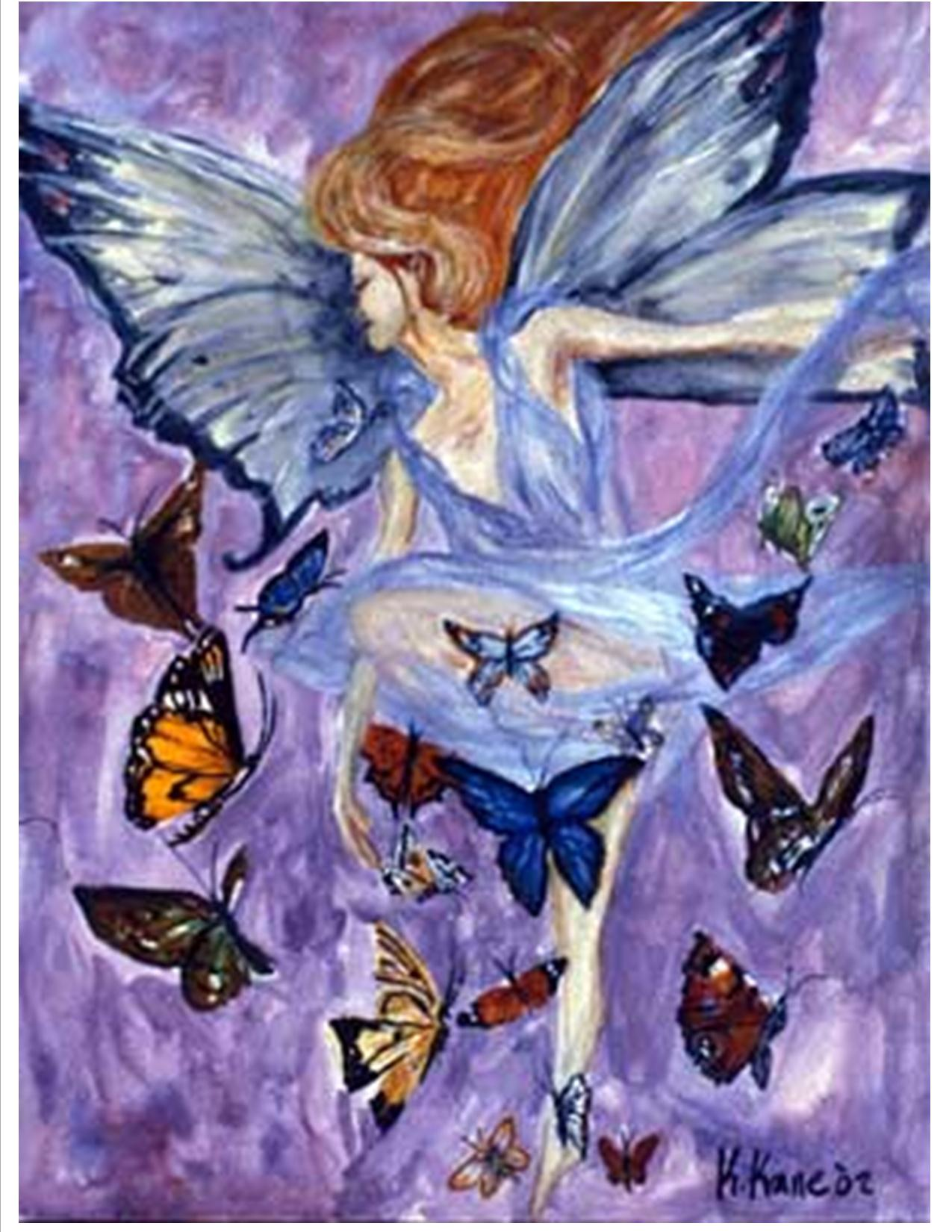 Butterfly Woman Rising: a New Venus Cycle in Gemini